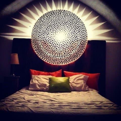 Perfect scene for a pleasant stay!                   Perfecto escenario para una placentera estancia!