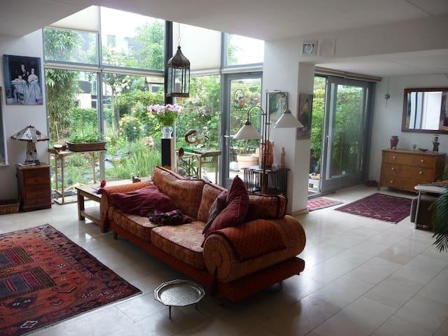 Large &  Bright House near Utrecht - Utrecht - Casa