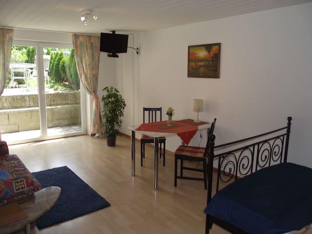 Gemütliche Ferienwohnung Cosy Flat - Efringen-Kirchen - Apartment