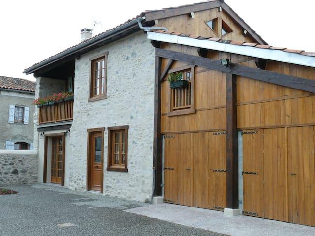 Gîte Du Castel Vert - Valcabrère - Huis