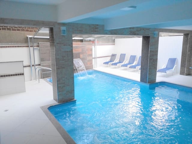 PRESIDENTE HOTEL -SIMPLES E ACONCHEGANTE - Poços de Caldas - Pousada