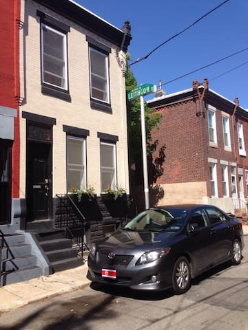 House for rent during Papal visit - Philadelphia - Huis