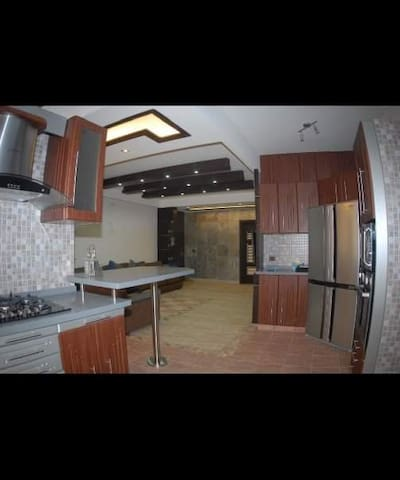 Furnished apartment in Mansourieh