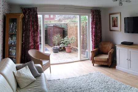 Ensuite room in central Guildford - Guildford - Bed & Breakfast