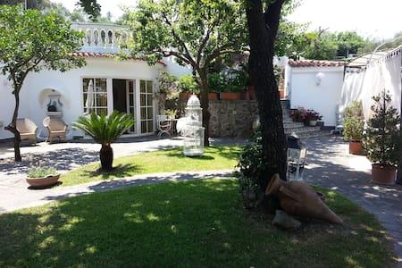 Вилла на Искья в ЛаккоАмено (6 чел) - Lacco Ameno - Villa