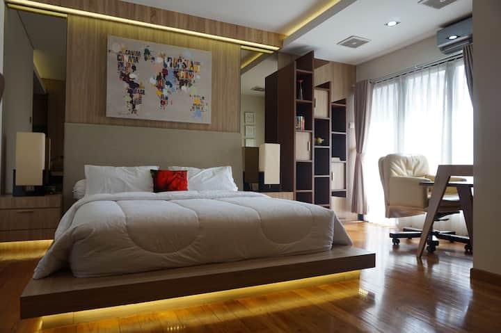 Luxury Studio @ Tamansari Semanggi, Jakarta