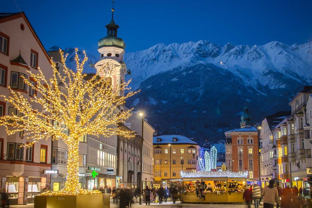 Christkindlmarkt / Christmas market