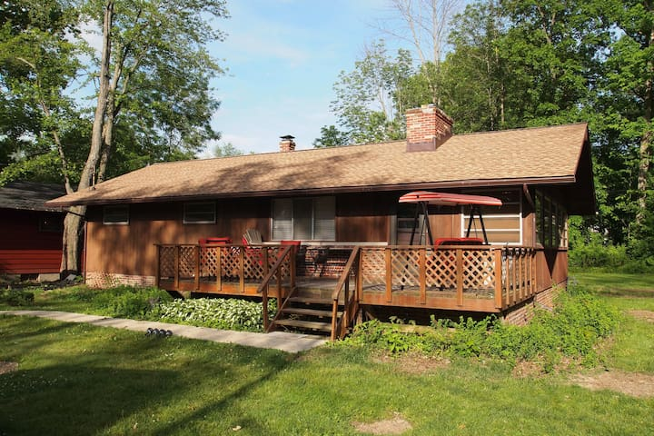 Tanglewood Lodge at Chippewa Lake - Chippewa Lake - Cabin