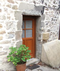 l'Alphabet, hameau de Parlatges - Saint-Pierre-de-la-Fage