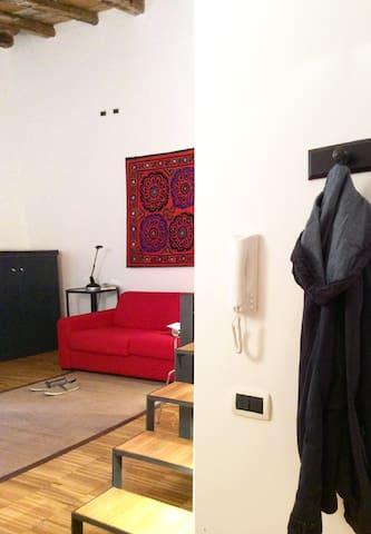 Charming apartment historic centre - Palermo - Apartamento