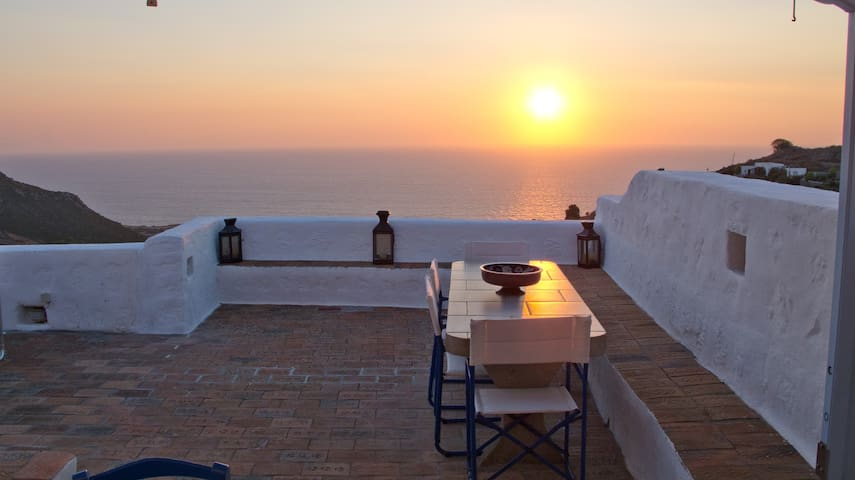 Luxury House with Breathtaking View - Patmos - Villa