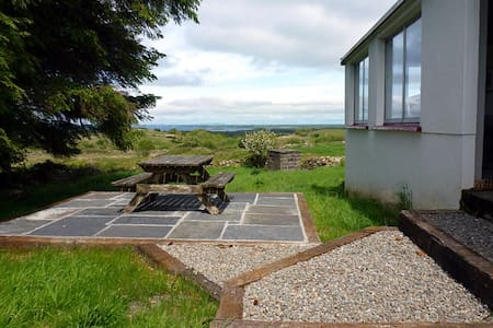 Cottage with breathtaking views - Galway