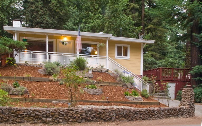 Russian River Paradise sleeps 6 !