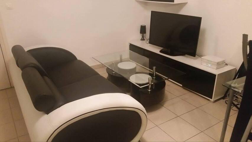 Appartement dans une résidence - Saint-Estève - Huoneisto