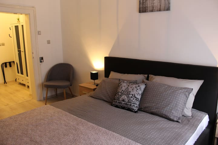 Very cosy room