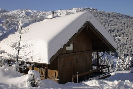 Skihütte Nassfeld, Kärnten - Sonnenalpe Nassfeld