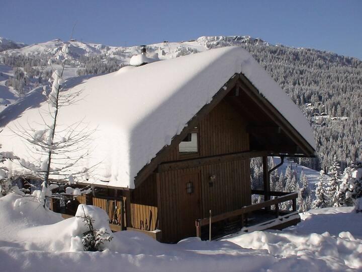 Skilodge Nassfeld, Kärnten, Austria