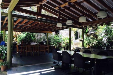 Tropical Mtn Villa, Artist Retreat - Guaynabo