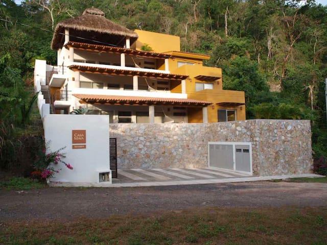 Casa Maya Condos - La Manzanilla - Huoneisto