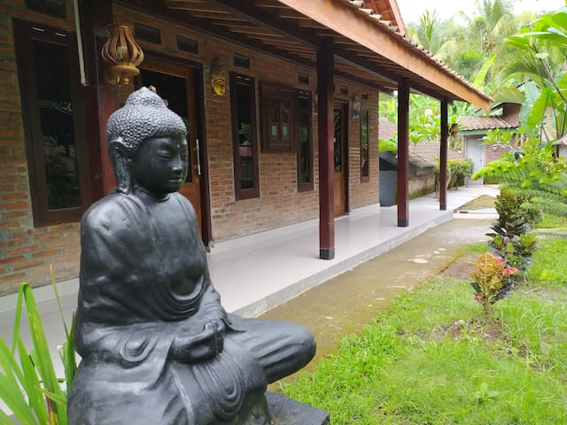 Borobudur Cottage