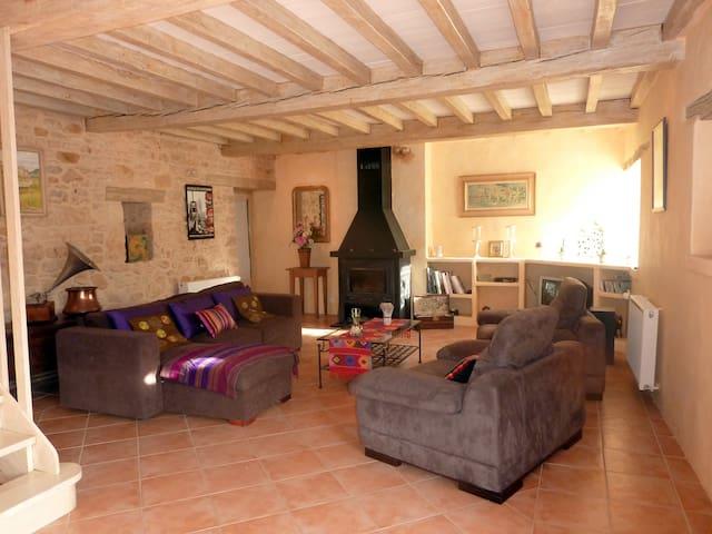 Grande maison 5min château beynac - Vezac - Casa