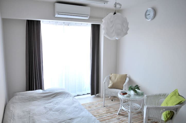 Central Kyoto/9mins from Kyoto Station by subway - Kamigyo Ward, Kyoto - Byt