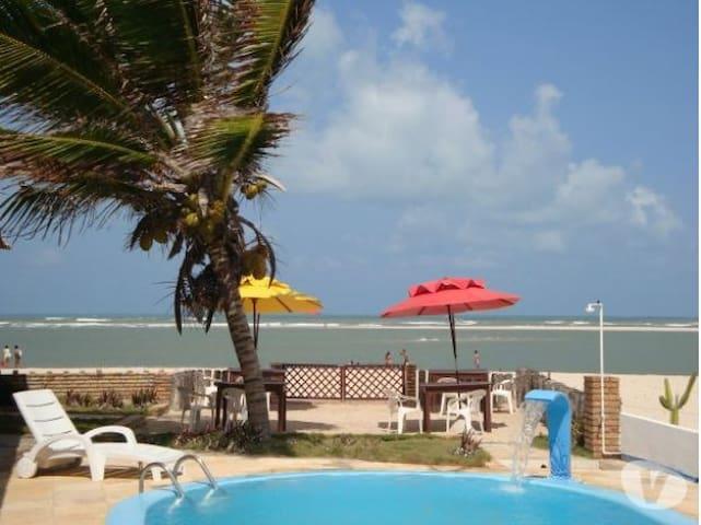 Pousada Por do Sol - Shared room // Privated room - Barra Nova - Bed & Breakfast