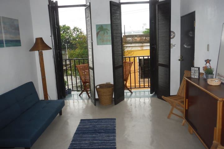 Value 1 Bedroom btwn Old San Juan & Beach sleeps 5