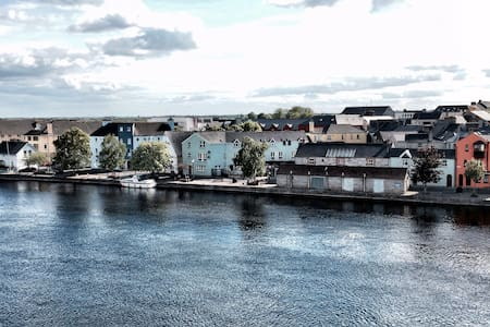 Apartment overlooking the Shannon - Athlone - Apartment