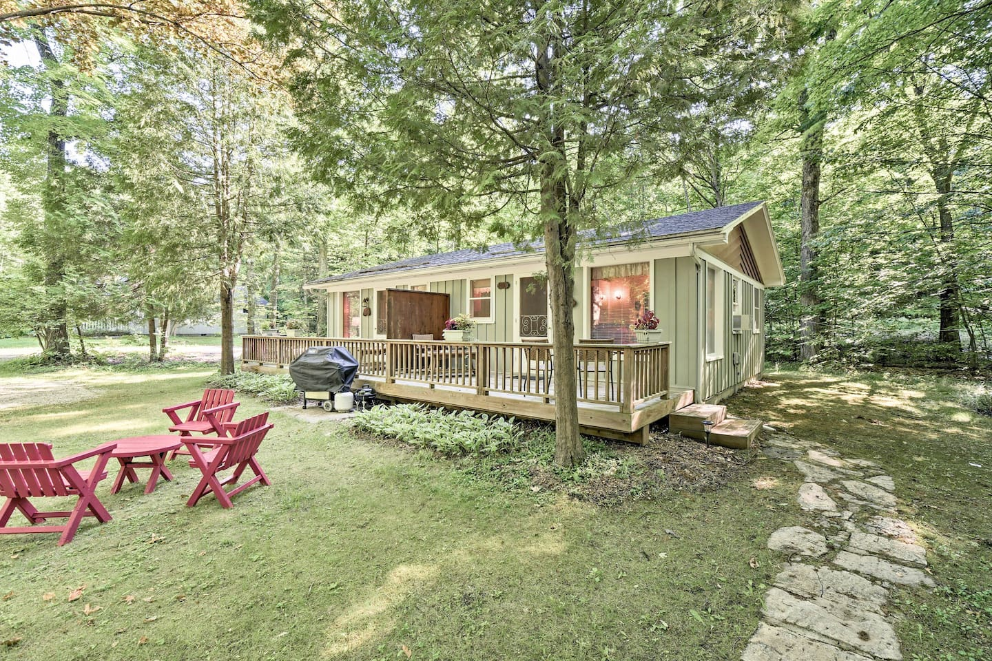 You'll be pining for 'Pine Cottage' in central Ephriam!