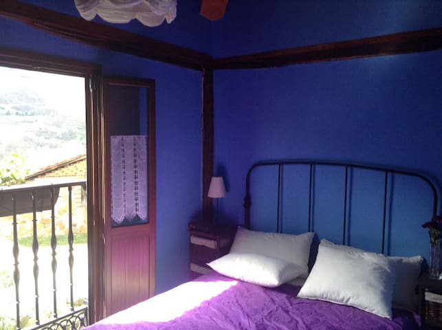 LA SOLANA DE BERRUEÑO - Asturias - Vacation home