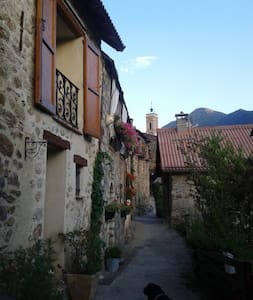 Gite Alpes Mercantour Valdeblore - valdeblore - 公寓