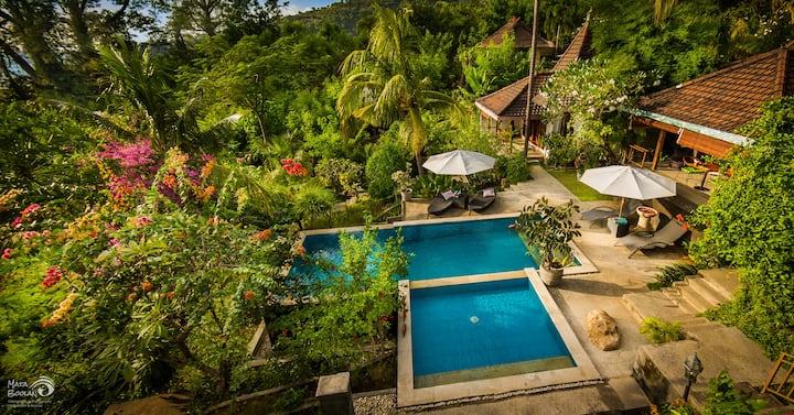 Bali Marina Villas Amed 2 Bedroom Villa Villas For Rent In Abang Bali Indonesia