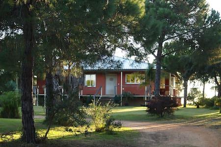 Casa de campo estilo colonial - Cartaya - Rumah
