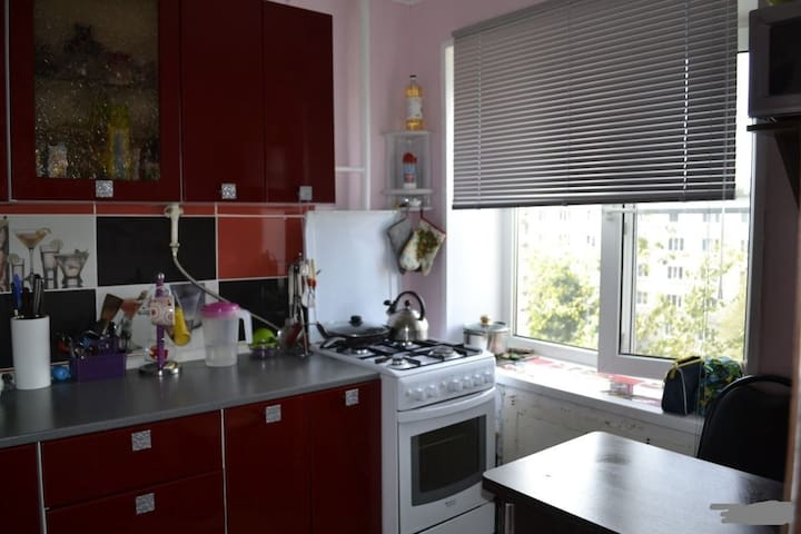 Квартира в 20-25 минутах от Троице-Сергиевой лавры - Sergiyevo-Posadsky District