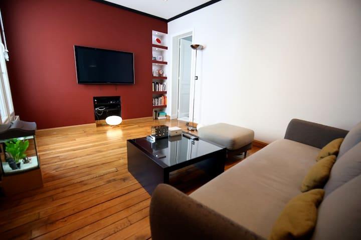 ARC DE TRIOMPHE/CHAMPS ELYSEES 40m2 - Paris - Wohnung