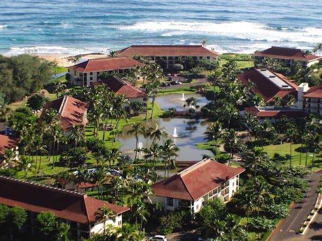 1 Bedroom 1 Bath Kauai Beach Villas