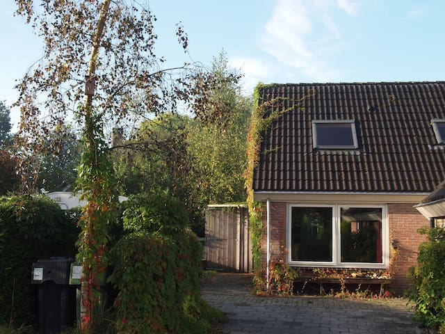 Countryside rooms near  Groningen - Lieveren - Flat