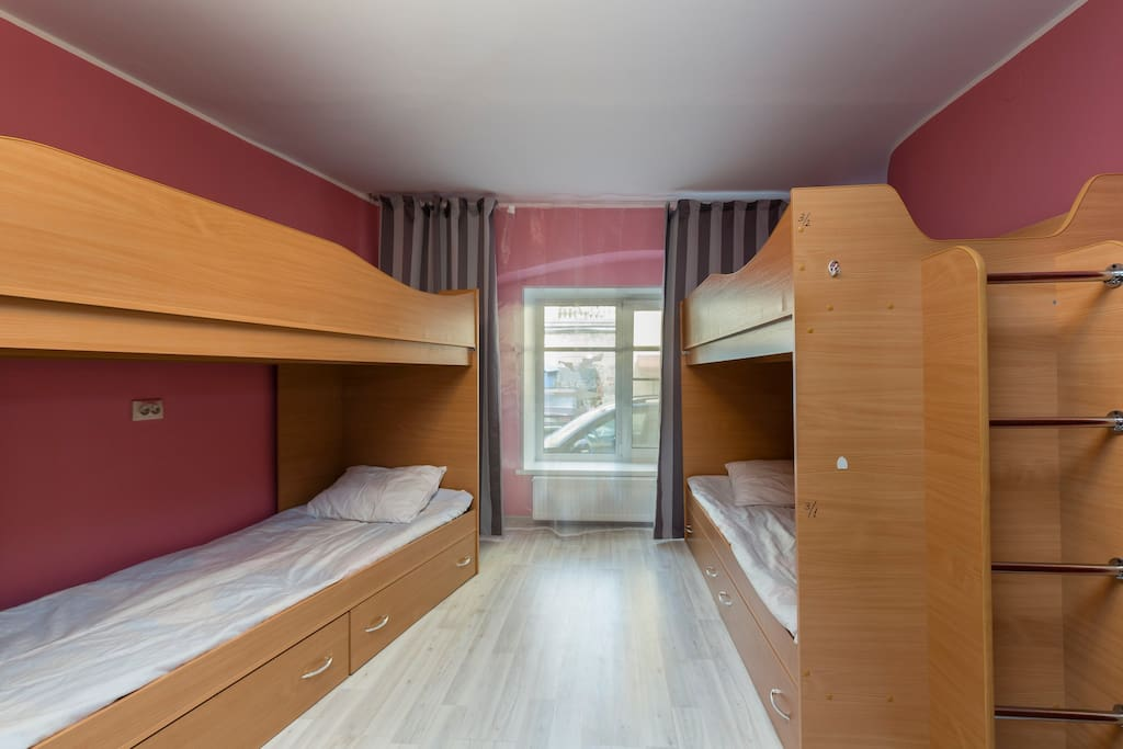 Общая комната для женщин