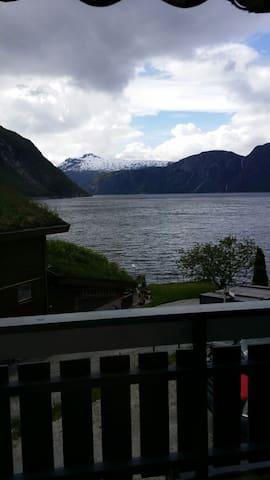 Leilighet i Eidfjord, Hardanger. - Eidfjord - Apartamento
