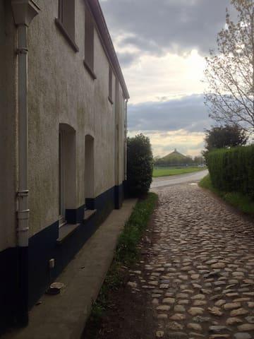 30m2 in Waterloo's battlefield - Waterloo - Huis