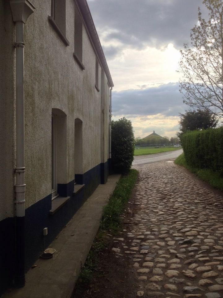 30m2 in Waterloo's battlefield