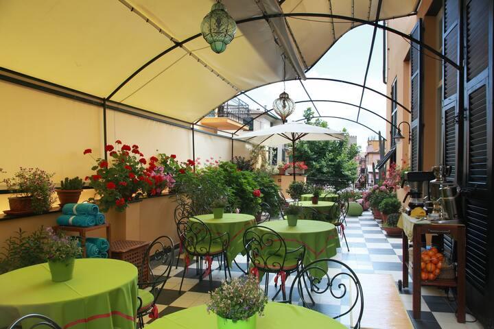 Locanda Maestrale camera standard - Monterosso Al Mare - Bed & Breakfast