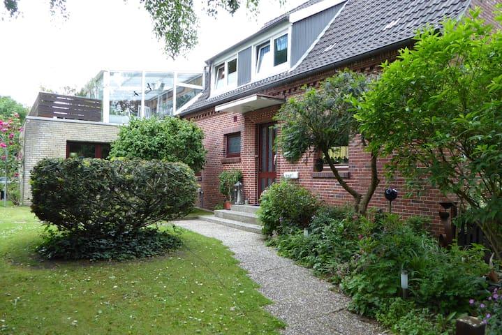 Ferienwohnung Grüßing,Wohnung Jümme - Leer (Ostfriesland) - Wohnung