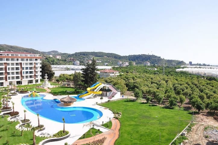 Fortuna Resort Spa & Wellness - Keşefli Köyü - Διαμέρισμα