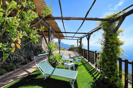 La casa del '600 Holiday House Amalfi Coast - Tovere (San Pietro) - Дом