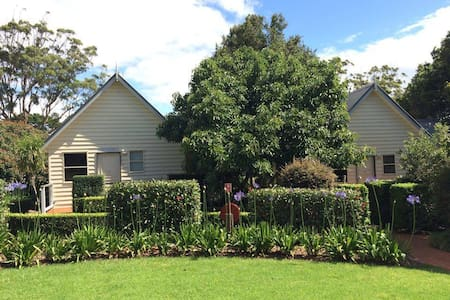 Tamborine Gardens Cottages - Tamborine Mountain