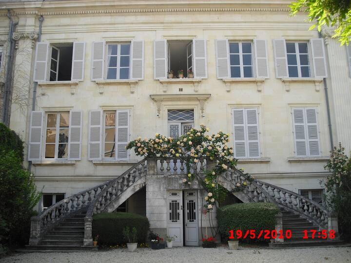 1 chambre confortable en plein centre d'Angers