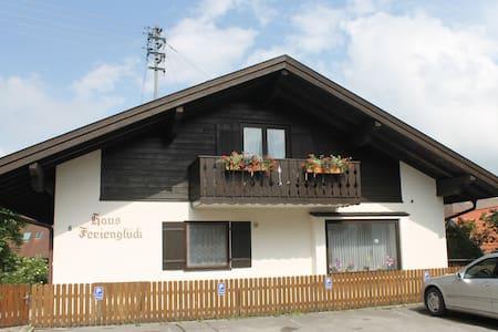 Ferienwohnung Ferienglück - Bad Kohlgrub