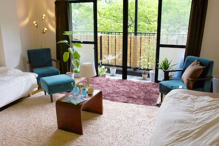 Beautiful room & Best location ever - Fukuoka - Apartment
